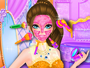 Play Queen Makeover