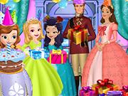 女王ミランダ誕生日パーティー