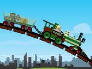 Play 鉄道列車のラッシュ