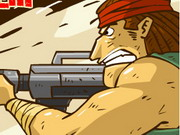 Play Rambo Monster Mayhem