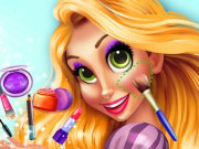 Play Rapunzel Make-up Artist