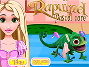 Play Rapunzel Pascal Care