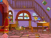 Play Rapunzel Tower Clean Up