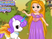 Rapunzel Unicorn Care