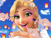 Play Rapunzel Wedding Makeup