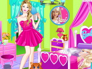 Play Realistic Barbie Room