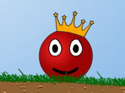 Play Red Ball 2: The King
