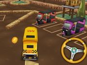 Play Rickshaw City