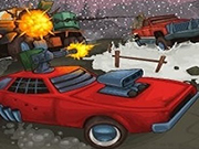 Play Road of Fury 2 – Nuclear Blizzard