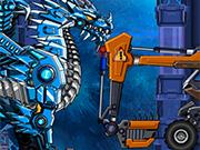 Play Robot Excavator