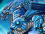 ロボットアイスドラゴン
