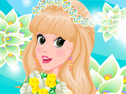 Play Romantic Flower Princess