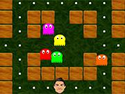 Play Ronaldo Pacman