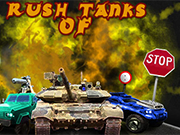 Rush of Tanks
