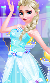 Play Elsa Holiday Party