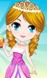 Play Little Cherry Princess