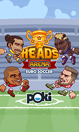 Play Heads Arena: Euro Soccer