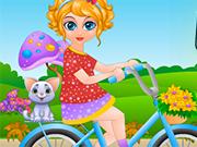 サナ自転車ライド