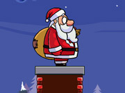 Play Santa Chimney Overcome