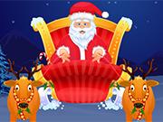 Play Santa Claus Spa Salon