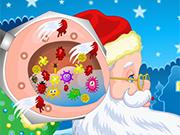 サンタの耳の手術