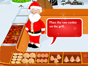 Play Santa Pancake Cooking