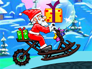 Play Santa Snow Ride