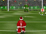 Play サンタサッカー