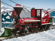 Play Santa Steam Train Delivery