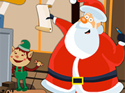 Play Santa Toy Factory Clix