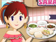 Play Sara's Cooking Class: Burritos