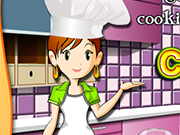Play Sara's Cooking Class: California Rolls