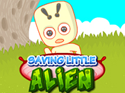 Play Saving Little Alien