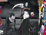 Play Scary Halloween Dressup