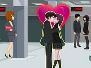 Play School Hall Kiss