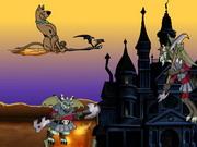 Play Scooby-doo: Halloween Fly