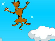 Play Scooby Doo Jumping Clouds