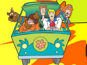 Play Scooby-doo: The Mystery Machine Ride 2