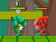 Play SD Robo Battle Arena