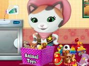 Play Sheriff Callie Washing Toys