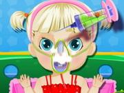 Play Sick Baby Healing