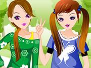 Play Sisterhood Dressup