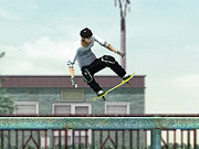 Play Skateboard City