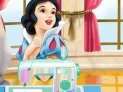 白雪姫の夢のドレス