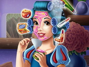 Play Snow White Real Makeover