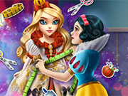 Play Snow White Tailor For Apple White