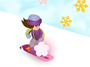 Play Snowboard Betty