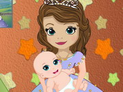 Play Sofia Baby Care