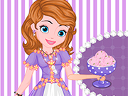 Play Sofia Rose Ice Cream