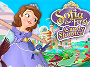 Play Sofia The First Candy Shooter